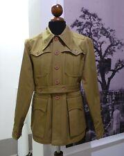 WW2 Rip. Giacca Sahariana mod 1934 Ufficiale Regio Esercito Italiano in Africa