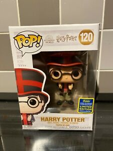 Funko Pop! Harry Potter Quidditch World Cup 2020 Goblet of Fire LIMITED EDITION
