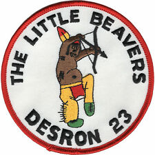 "Desron 23 Destroyer Squadron Patch 3.88"" x 3.88"" DS47"