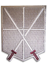 Attack on Titan 4 inch Trainee Embroidered Patch NEW