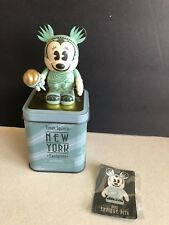 """Disney Vinylmation Statue of Liberty Minnie, Times Square New York Exclusive 3"""""""