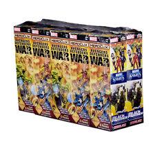 HeroClix Avengers/Defenders War Sealed Case - BRAND NEW!!