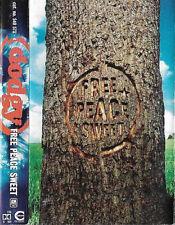 DODGY FREE PEACE SWEET CASSETTE ALBUM INDIE ROCK POPROCK A&M RECORDS