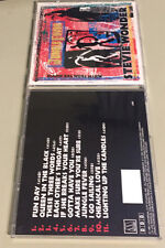 Jungle Fever by Stevie Wonder (CD, Oct-1991, Motown)