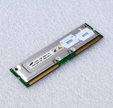 Samsung MR18R1628AF0-CK8 256 MB/ ECC RDRAM RIMM PC800 Memoria 800 MHz #E25