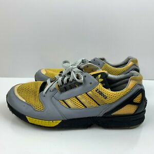 familia real pantalla Esmerado  adidas Zx 8000 Yellow Athletic Shoes for Men for Sale | Authenticity  Guaranteed | eBay