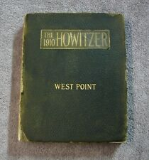 1910 U S MILITARY ACADEMY YEARBOOK HOWITZER WEST POINT