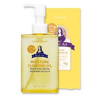 [ETUDE HOUSE]  Real Art Cleansing Oil 185ml #Moisture / for dry skin