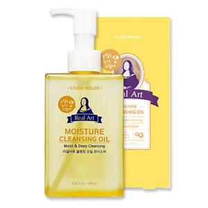 [ETUDE HOUSE]  Real Art Cleansing Oil 185ml #Moisture