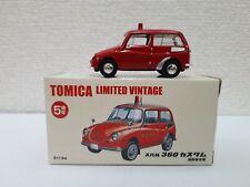 """Rare"" Tomica Limited Vintage - Subaru 360 Custom Fire Command Car"