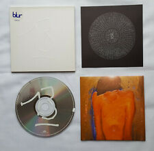 BLUR - 13 ENHANCED CD - FOODCDJX29 - NEW, NUMBERED CD COVER