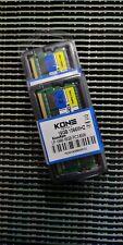 DDR3 32GB (2x16GB) Memory PC3-8500 SODIMM 32G 1066 LAPTOP PC DDR3-1066MHz