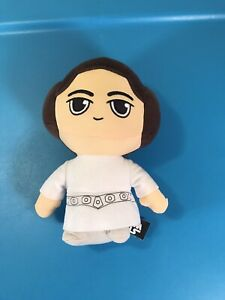 "Star Wars Plush Princess Leia Doll 7"" Tall"