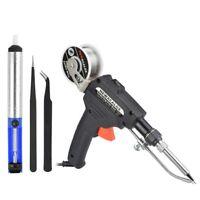 220V 60W Manual Soldering Gun Kit Electric Iron Automatic Soldering Machine Tool