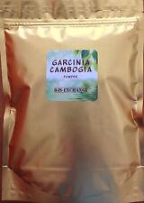 Garcinia Cambogia 8 Oz Powder (HCA/Hydroxycitric Acid) Non-GMO Weight Loss  Pure