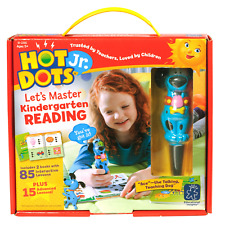 Educational Insights Hot Dots Jr. Let's Master Kindergarten Reading Set 2391