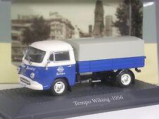 TOP: Atlas Tempo Wiking Pritschenwagen Tempo Service 1956 in 1:43