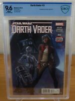 Star Wars: Darth Vader #3 (CBCS 9.6) 1st Appearance of Doctor Aphra