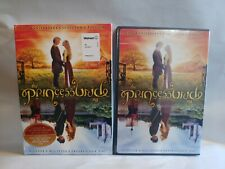 The Princess Bride (DVD, 2007, Canadian 20th Anniversary Edition) W/ Slipcover