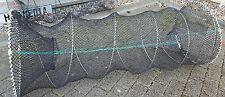 Reuse Aalreuse Aal Krebs Köder Köderfisch 120 X 50cm + Futterkorb