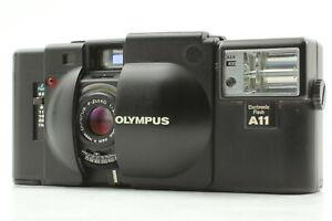 [Exc+5] Olympus XA Rangefinder Film Camera w/ A11 Flash From JAPAN