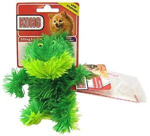 Kong Plush Frog Small  Free Shipping