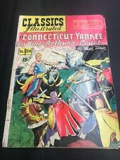 classics illustrated 24 Comic Book No 24 Connecticut Yankee Ungraded Hrn121