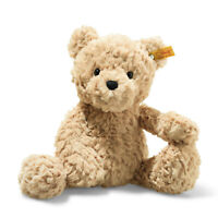 "STEIFF® 113505 - Soft Cuddly Friends Jimmy Teddybär ""Knopf im Ohr"" 30 cm Bär"