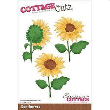 COTTAGE CUTZ SUNFLOWERS CUTTING DIE SUN FLOWERS