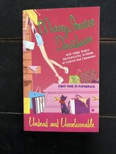 Undead and Unreturnable by MaryJanice Davidson Princess Betsy Series