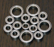(14pcs) SCHUMACHER MI-3 / MI-3.5 Metal Sealed Ball Bearing Set