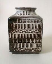 "60s Bay Keramik Vase ""70 20""  Bodo Mans west german ceramic ""Töpfermeister"""