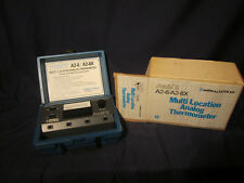 Annie II A2-8 Multi location Analog Thermometer