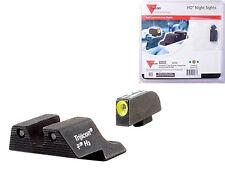 Trijicon GL101Y Night Sight Set Tritium 3 Dot for Glock 17 19 22 23 24 26 27 35