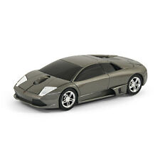 ROAD Mice LAMBORGHINI MURCIELAGO AUTO COMPUTER WIRELESS MOUSE-Grigio