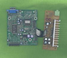 717L1423-1-512  Treiber-Grafik Platine VGA + Audio für  FSC B19-2