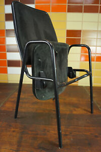 60er Kinosessel Folding Chair Vintage Armchair Retro Theater Kino Easy