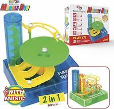 TechMagnet Compact Electric Marble Run Set - STEM & DIY Educational Toys kids