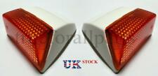 2x Front Indicator Lights Lamp E4 for Truck VOLVO FH II - FM II 2006> L & R Side