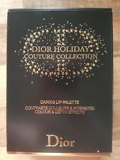 Dior Holiday Couture Collection DARING LIP PALETTE LIMITIERT