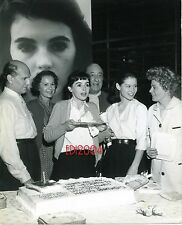 MILLIE PERKINS plays ANNE FRANK Original CANDID Photo
