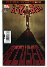 The Amazing Spider-Man #587 NM Part 3 of 4  Character Assassination Marvel CBX9A