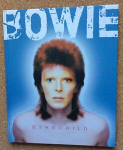 David Bowie Book, Starchild, New