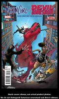 Moon Girl And Devil Dinosaur 2 Marvel 2016 VF/NM Cover by Amy Reeder