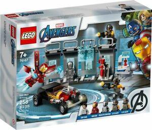 LEGO Marvel Avengers Iron Man Armory Set - 76167