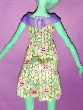 Monster High Doll Clothes Gore-geous Accessories Honey Swamp Dress
