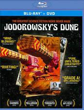 Jodorowsky's Dune (Blu-ray + DVD) New DVD! Ships Fast!