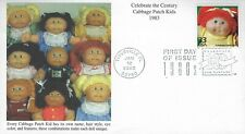 Cabbage Patch Kids 1983 - First Day Cover - Superb Condition! .33 