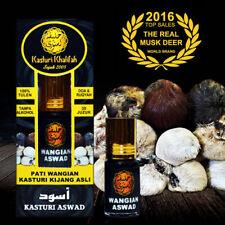 Perfume Black Musk Deer Kasturi Kijang Aswad
