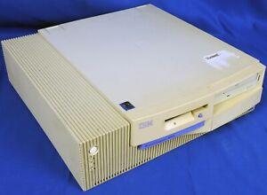 "IBM 300GL Celeron 300Mhz 128 MB RAM CDROM 3.5"" Floppy Sound Card No HD Boots"